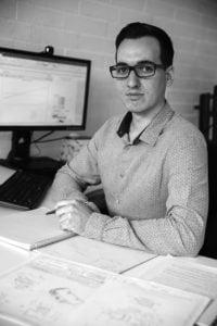 Mordecai Jacobs – Mechanical Engineer